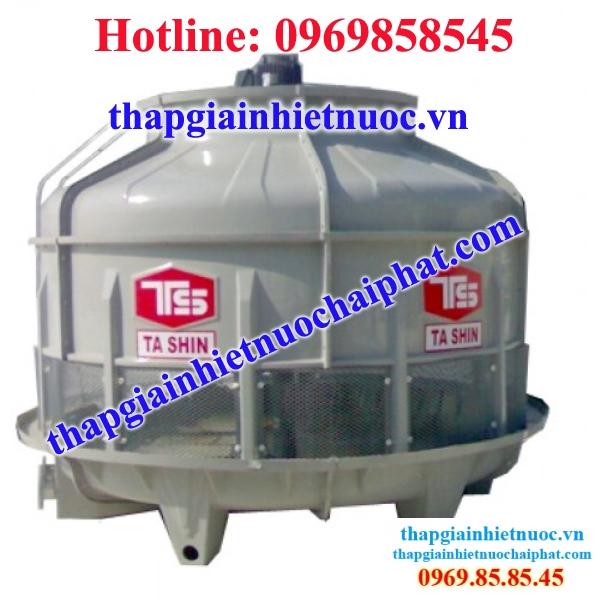 Tháp giải nhiệt TASHIN TSF 80RT Thap giai nhiet nuoc là gì? Cấu trúc của Thap giai nhiet nuoc